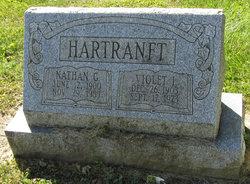Violet I <i>Knappenberger</i> Hartranft