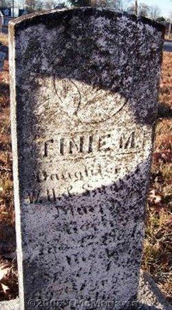 Tinie M. Murph