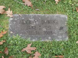 Alice Farwell <i>Whitcomb</i> Domina