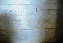 Margaret Madge <i>Killackey</i> Hartnett