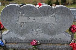Virgil M. <i>Corley</i> Pate