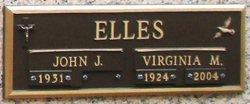 Virginia <i>Miller</i> Elles
