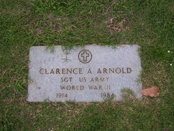Clarence A Arnold