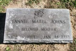 Fannie Mable <i>Johnson</i> Johns