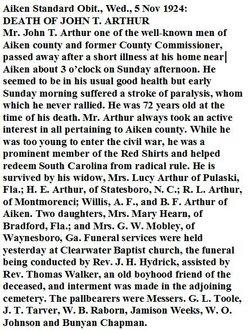 John Thomas Arthur