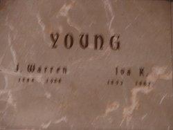 James Warren Young