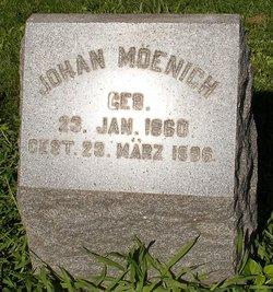 Joannes Moenich