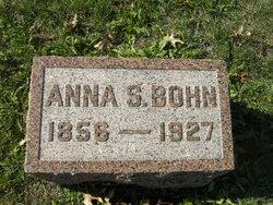 Anna <i>Simmons</i> Bohn