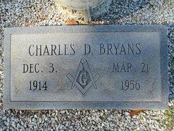 Charles D Bryans