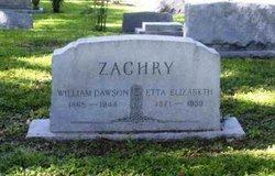 William Dawson Zachry, Sr