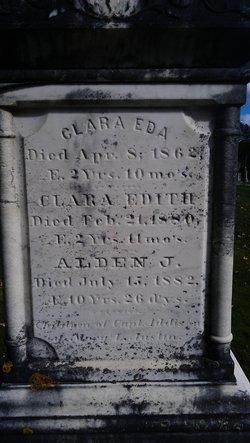 Clara Edith Austin