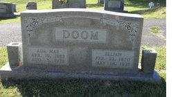 Ada May <i>Stewart</i> Doom