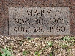 Mary <i>Giles</i> Broom