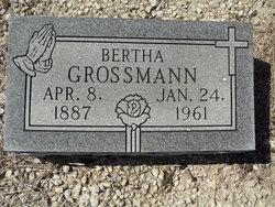 Bertha Berta Grossmann
