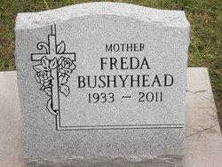 Freda Madean <i>Payton</i> Bushyhead