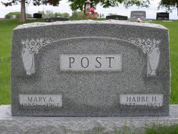 Habbe Harms Post
