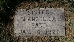 Sr M. Angelica Mary Sand