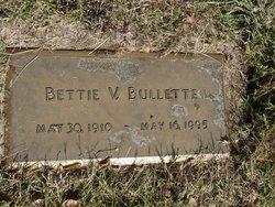 Bettie Virginia Bullette