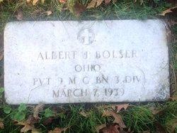 Albert J Bolser
