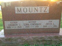 Edna B. <i>Cornman</i> Mountz
