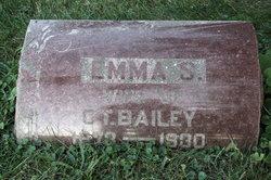 Emma <i>Sautter</i> Bailey