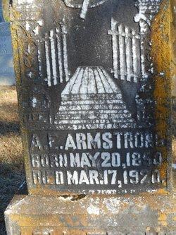A. E. Armstrong