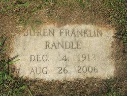 Buren Franklin Randle