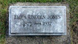 Emma <i>Lincoln</i> Jones