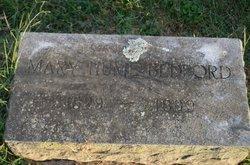 Mary Cunningham <i>Hume</i> Bedford