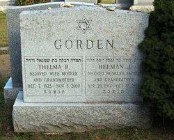 Herman J. Gorden