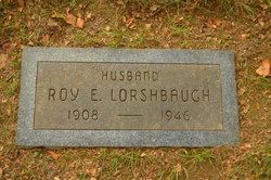 Roy E. Lorshbaugh