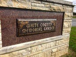 White County Memorial Garden