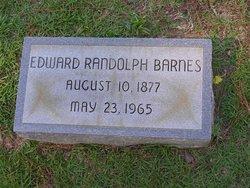Edward Randolph Barnes