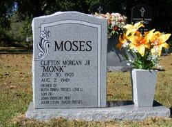Clifton Morgan Moses