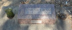 Edmund Thorton Bud Blum