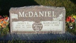 Corp James Edward McDaniel