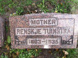 Renskje Renska <i>Palsma</i> Tuinstra