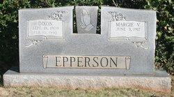 Margie Cansadie <i>Varner</i> Epperson