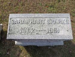 Sarah Hart Sparks
