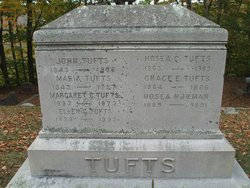 Clara Mabel <i>Tufts</i> Littlefield