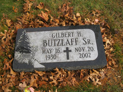 Gilbert Harold Butzlaff, Sr