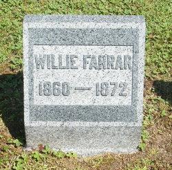 Willie Farrar