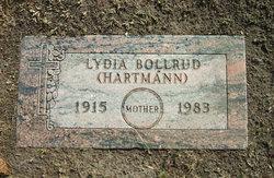 Lydia <i>Hartmann</i> Bollrud