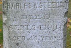 Charles W Steegar
