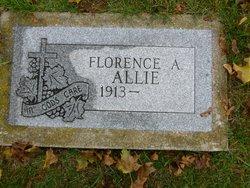 Florence A. Allie