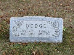 Frank P Dodge