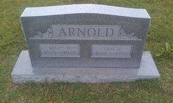 Mary Emma <i>Lyons</i> Arnold