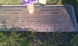 Loretta Frances <i>Spalding</i> Foster