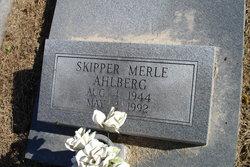 Skipper Merle Ahlberg