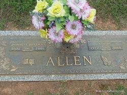 Dorothy <i>Huffman</i> Allen